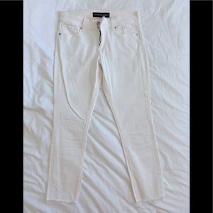 Express cropped mid rise legging. Size 8R